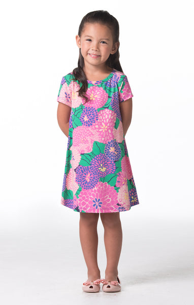 Feeling Groovy Aria Dress