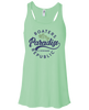 Boaters Republic Boaters Paradise Flowy Tank - Ship Chic