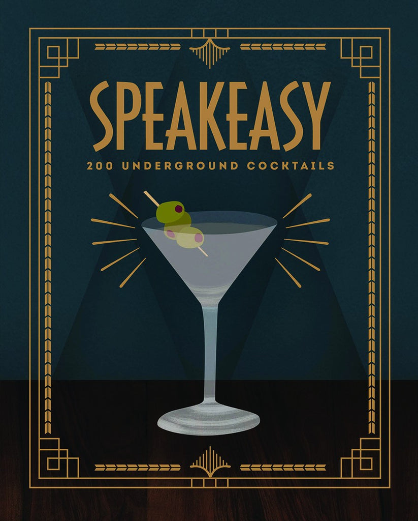 Chronicle Books Speakeasy - Ship Chic
