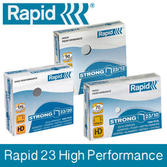 Rapid 23 High Performance Staples