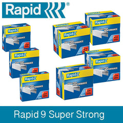 Rapid 9 Super Strong Staples - 50% DISCOUNT - SAME DAY Despatch