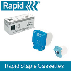Rapid 5050, 5080 & 5025 Staple Cassettes 50% discount