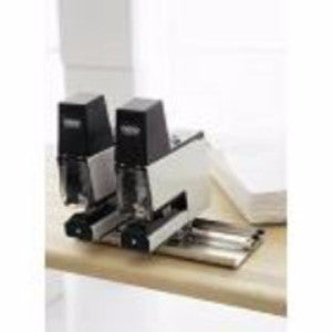 Rapid 105E Twin Electric Stapler - under 1/2 price + 15,000 Free Rapid 66/6 Staples + Free NEXT DAY UK Delivery
