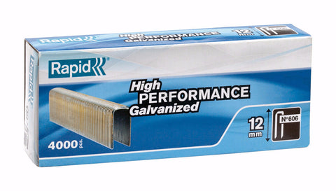 Rapid 606/12 (4000) High Performance Staples - 50% Discount + SAME DAY Despatch