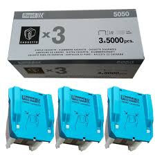 Rapid 5050 Special Electric Staple Cassettes (3x5000) Triple - 50% Discount - SAME DAY DESPATCH