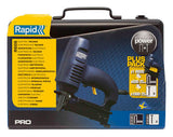 Rapid 606 PRO Electric Tacker Plus Pack with Case - SPECIAL OFFER + NEXT DAY Delivery