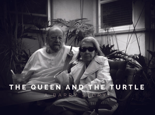 The Queen & The Turtle: A Barry Story