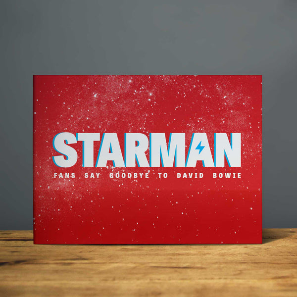 Starman - Fan Letters to David Bowie
