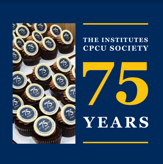 The Institutes CPCU Society: 75 Years
