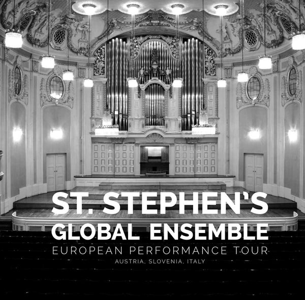 St Stephens Global Ensemble - 2015