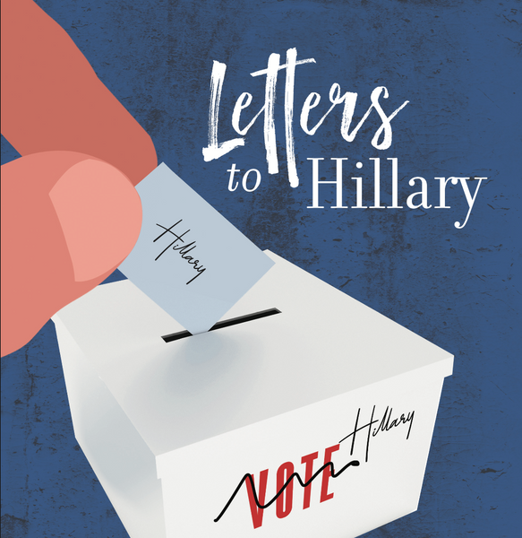 Letters to Hillary