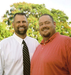 Darrell Janish and Robert S. Barcum - Business Owners