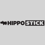 "Hippostick Die Cut Sticker 21"" wide"