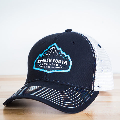 Broken Tooth Trucker Cap