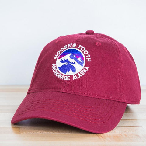 Moose's Tooth Classic Ball Cap