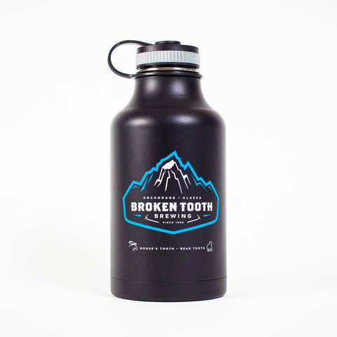 Broken Tooth Brewing Hydro Flask Growler
