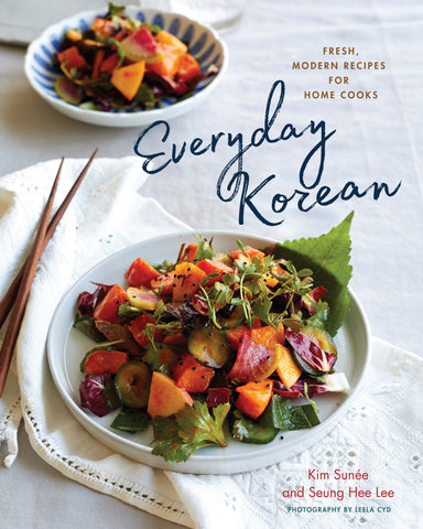 Everyday Korean Cookbook