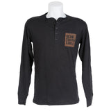 Bear Tooth Grill Mens Henley