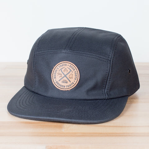 Waxed Canvas, 5-panel Hat