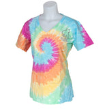 Bear Tooth Tie-Dye Tee (Women's)