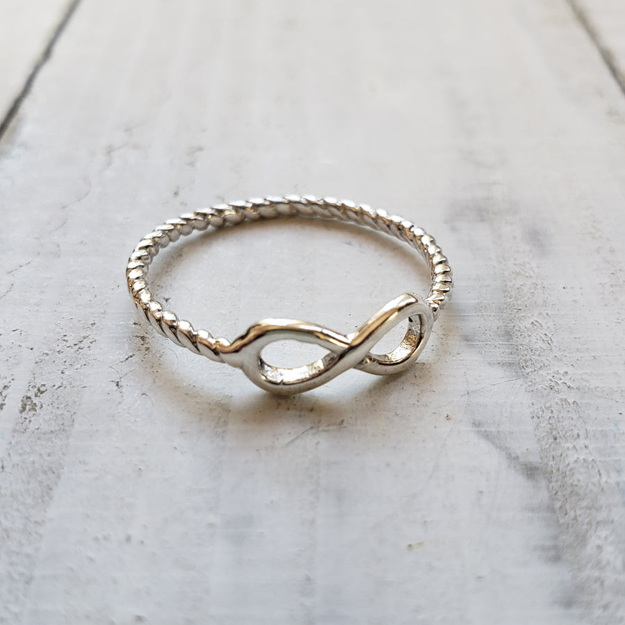 Infinity Rope Ring