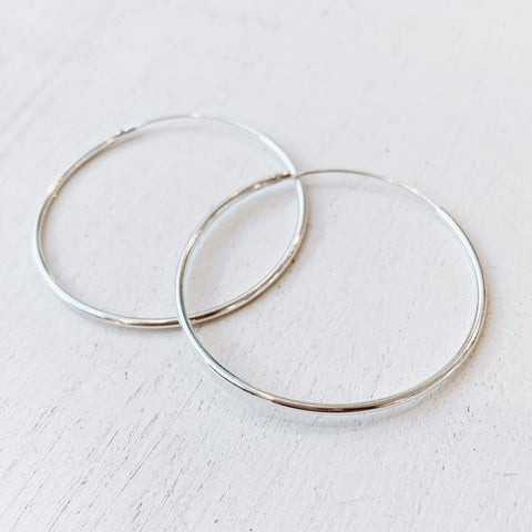 Classic Hoops | Large (30mm)