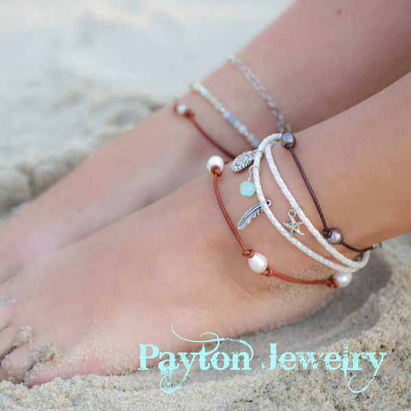 Trinity Anklet