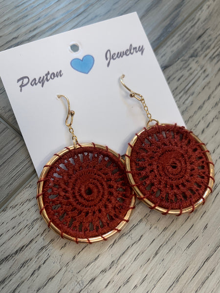 Autumn Sun Earrings