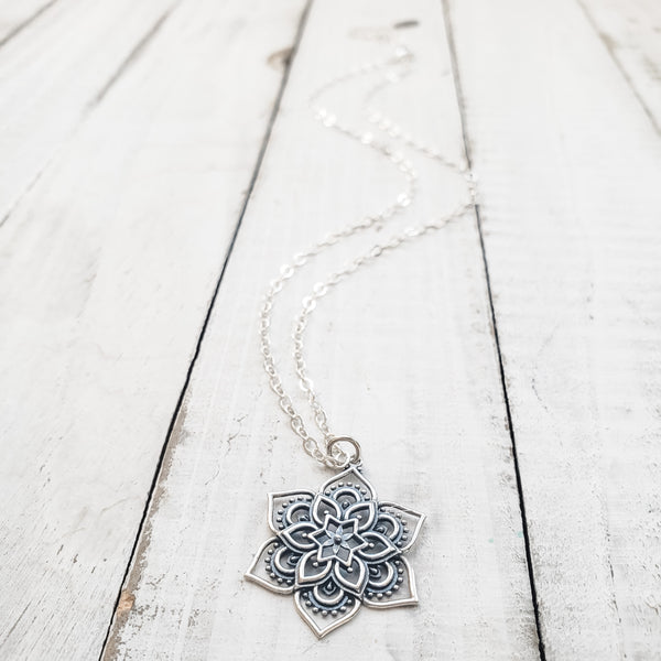 Zen Blossom Necklace