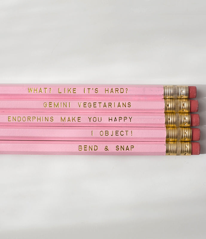 Legally Blonde Pencil Pack