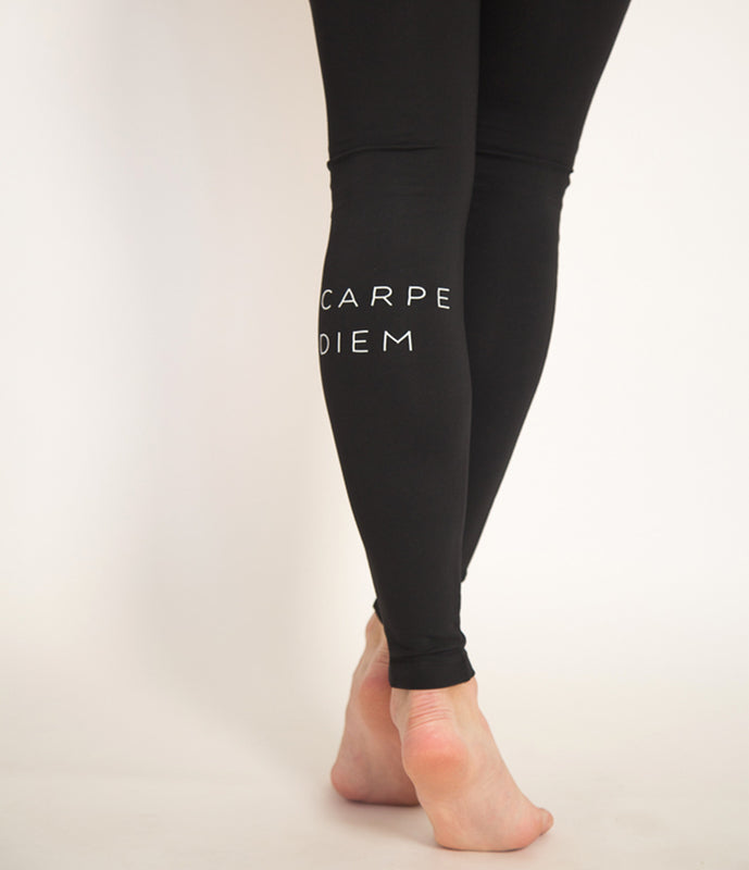 """Carpe Diem"" Leggings"