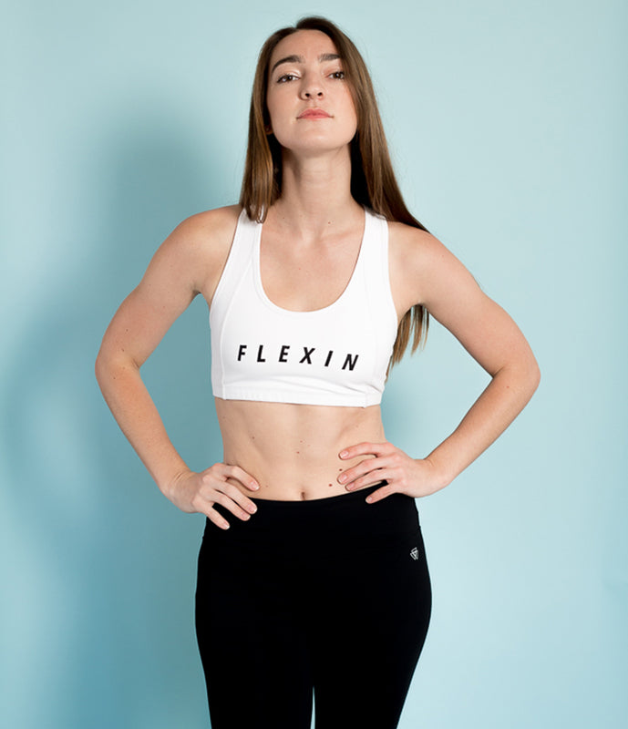 """Flexin"" Sports Bra"
