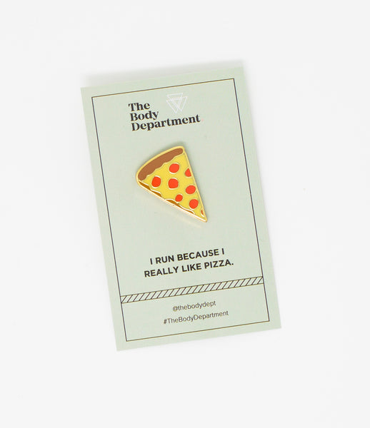 """Carb Free Pizza"" Pin"