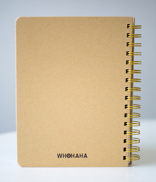 """I Swear I'm Taking Notes"" Spiral Notebook"