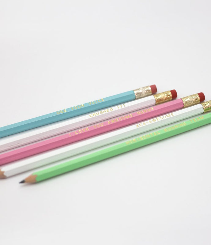 Pitch Perfect Pencil Pack