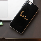 """Boss"" Phone Case"