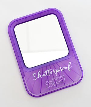 Shatterproof Locker Mirror