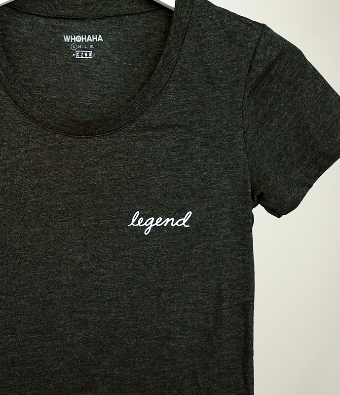 """Legend"" Women's Tee"