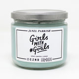 """Girls With #Goals"" Candle"