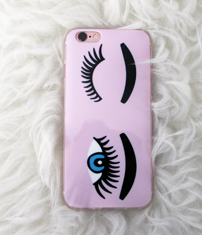 Wink Phone Case