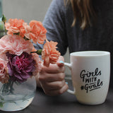Girls with Goals Mug