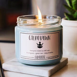 """Calm Down"" Candle"