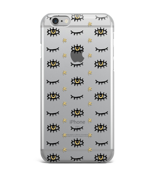 """Eye Phone"" Case by Janel Parrish"