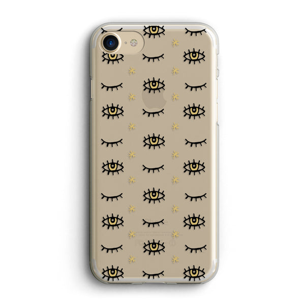 Eye Phone Case by Janel Parrish