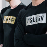 """I Sleigh"" Holiday Sweatshirt"
