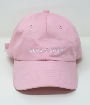 """Bend & Snap"" Hat"
