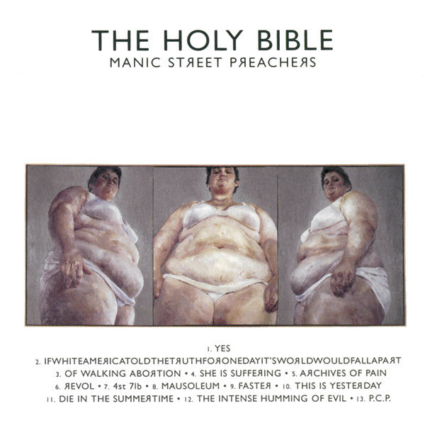 THE HOLY BIBLE (REMASTERED) VINYL