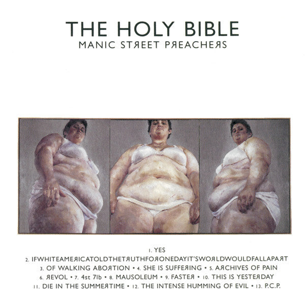 THE HOLY BIBLE CD
