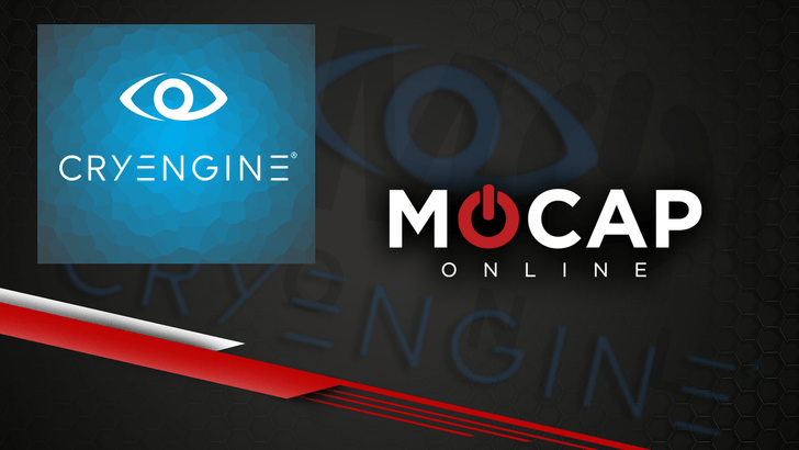 CryEngine Animation Packs - Now LIVE and for Sale on MocapOnline.com!