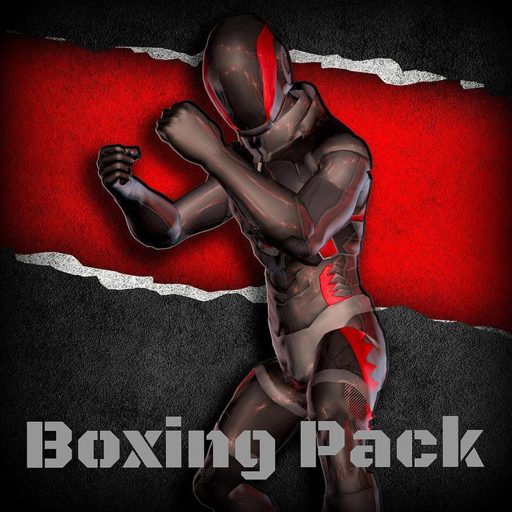 NEW! 3D Boxing MoCap Animations for Game Development and CG Production.
